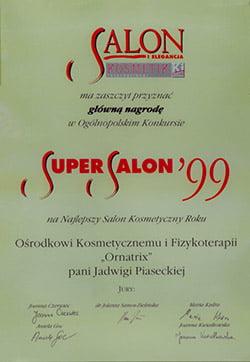 O nas-Super Salon
