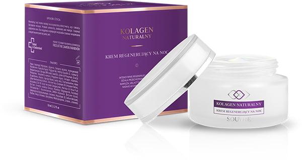 Krem kolagenowy na noc