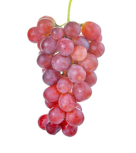Zwisające winogrono